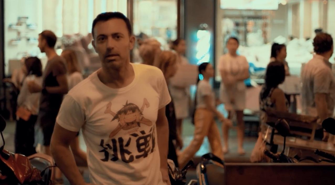 Mustafa Sandal Fell In Love In Thailand Balkanika